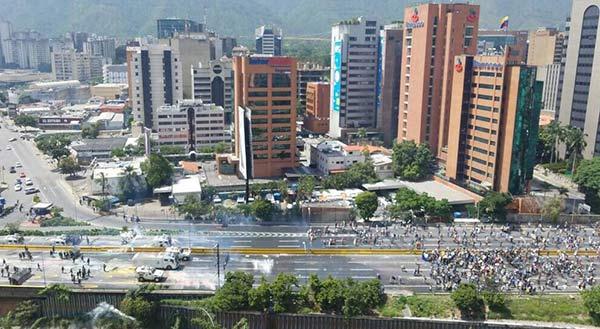 Cerrarán por 30 días acceso a la Francisco Fajardo en Bello Monte