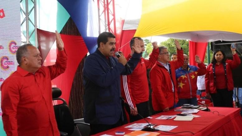 Vea lista de nuevos cargos de gobierno que designó el Presidente Nicolás Maduro