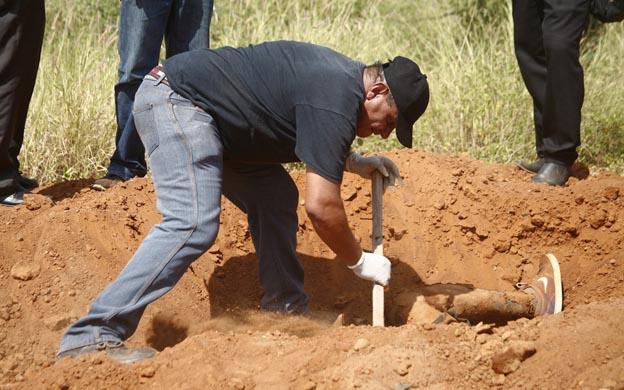 fosas comunes en zulia