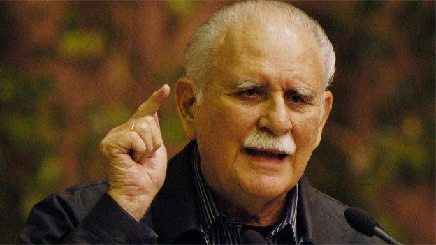 """José Vicente Rangel prende la alarma: """"La intervención militar está lista"""""""