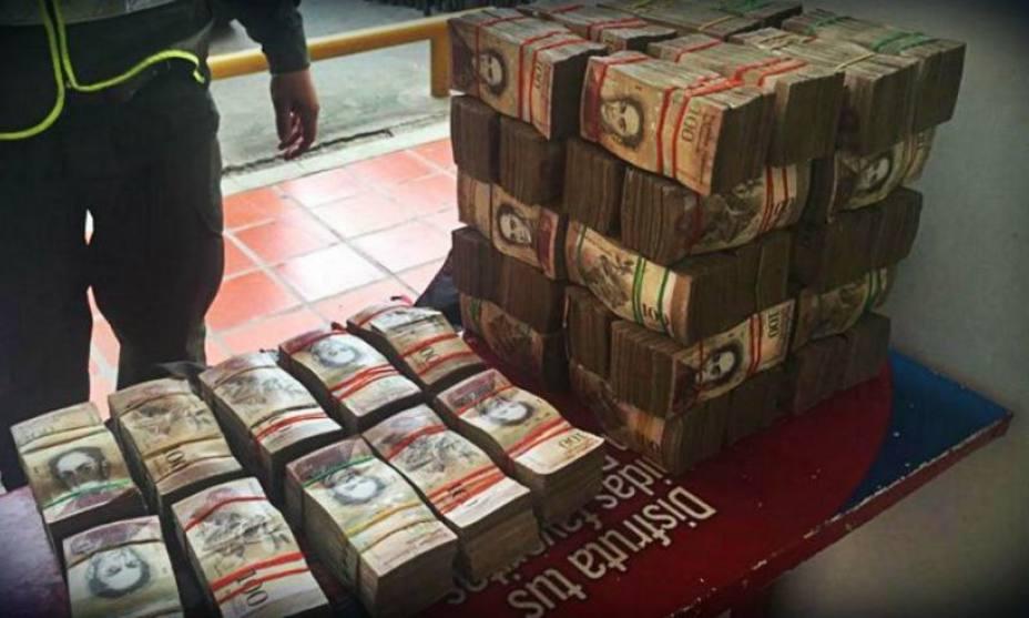 Gobierno publica lista completa con fotos y nombres de los ladrones de billetes