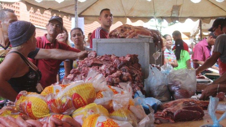 Mercado-carne