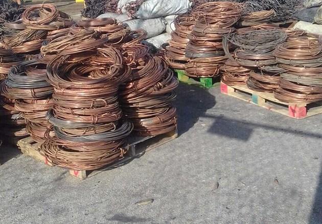 cobre de contrabando Aruba