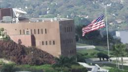 embajada EEUU Caracas