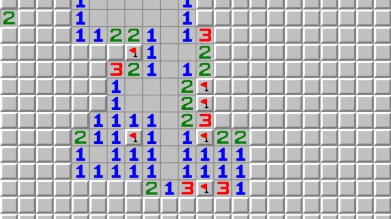 Buscaminas juego de computadora