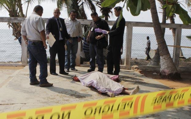 Cuerpo sin vida hallado en Lago de Maracaibo