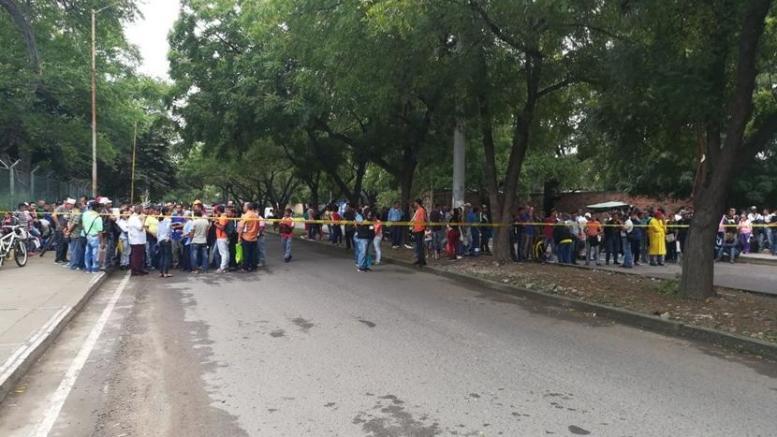 venezolanos-Cúcuta