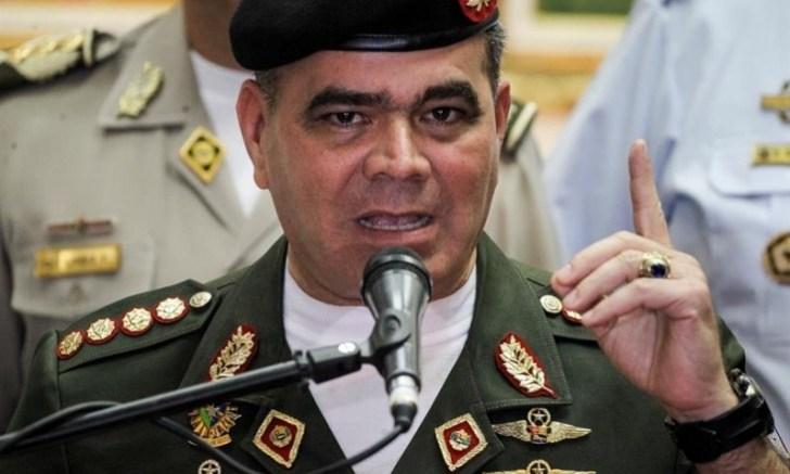 Ministro Vladimir Padrino López
