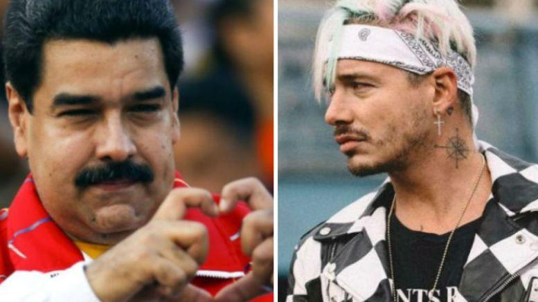 Maduro-J Balvin