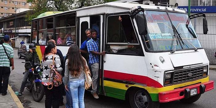 La frase de unos ladrones tras asaltar unidad de transporte en Caucagua, que estremeció a los pasajeros