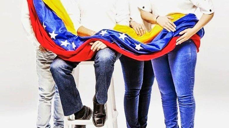 La revista La Nación de Argentina dedicó su portada a venezolanos.
