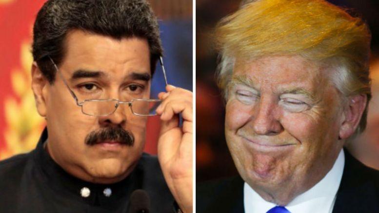 Donald-Trump-Maduro
