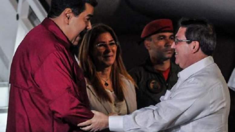 Nicolás-Maduro-y-Miguel-Díaz-Canel