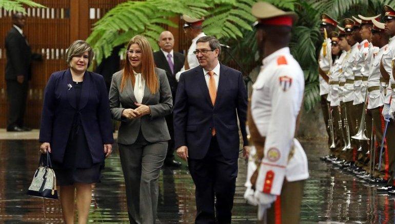 primera-dama-en-Cuba