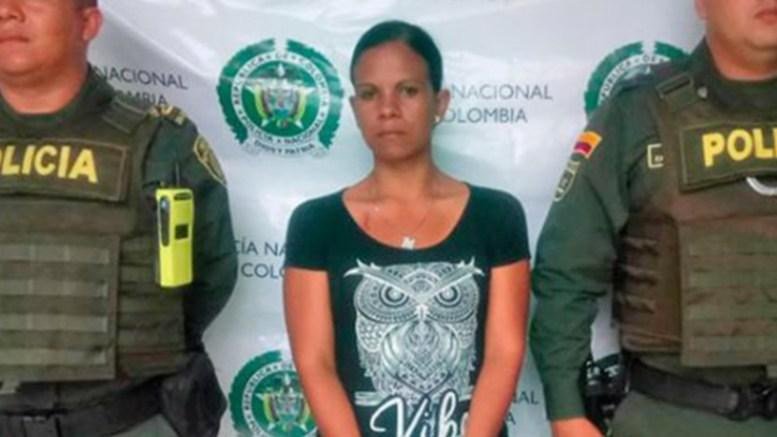 venezolana-detenida-Cúcuta