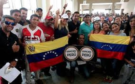 venezolanos-en-Perú