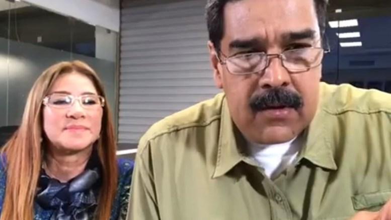 Maduro-Cilia-en-vivo