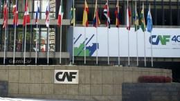 sede de la Corporación Andina de Fomento en Caracas