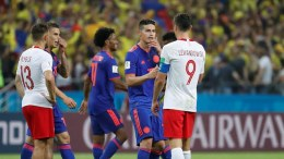 Colombia-Polonia