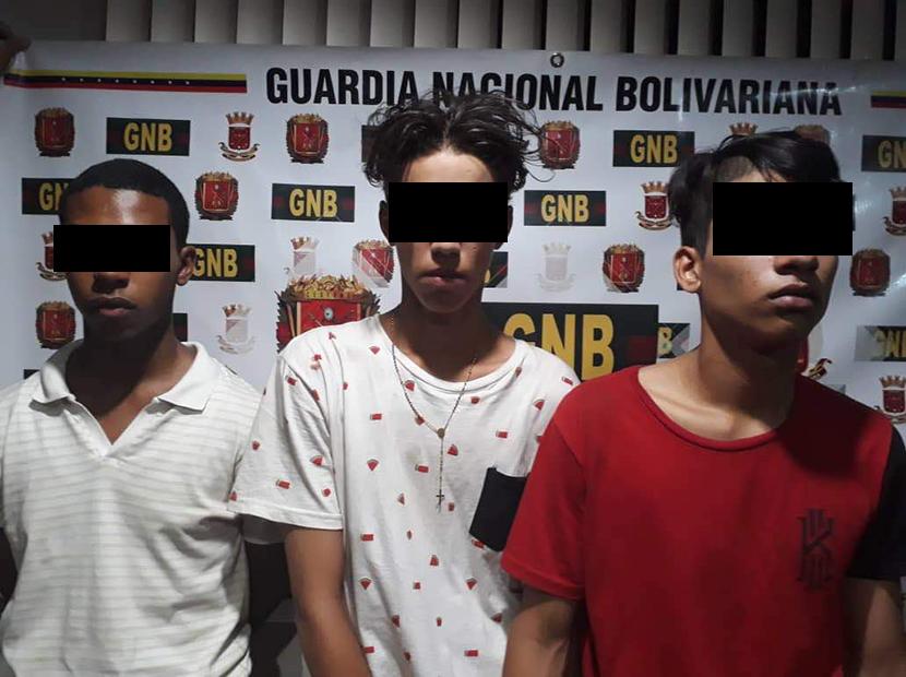 Los adolescentes que mataron a 21 personas en El Paraíso
