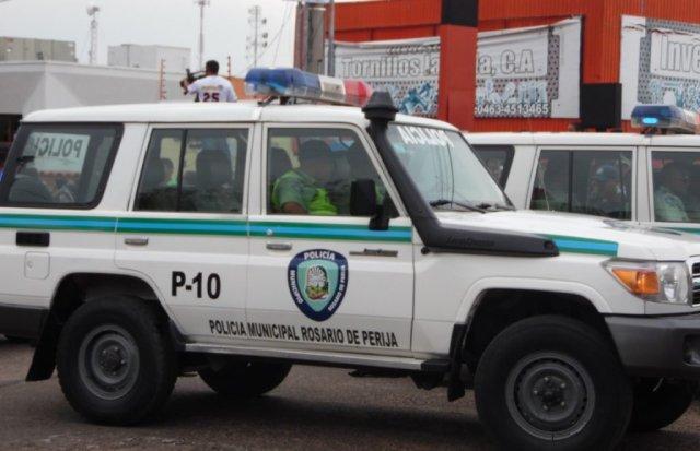 Policía Perijá