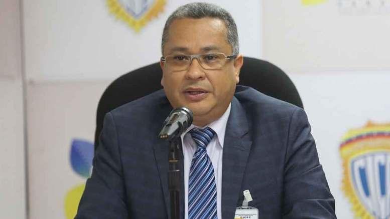 Cicpc-Comisario-Douglas-Rico