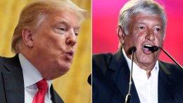 Donald-Trump-López-Obrador