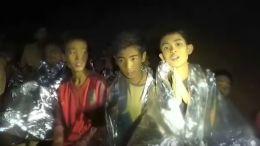 Tailandia-niños