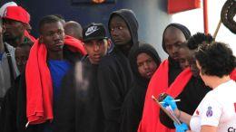 inmigrantes llegan a españa