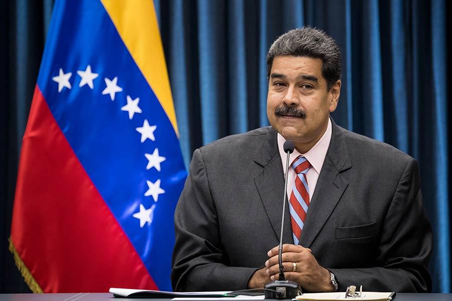 Maduro en cadena: Nuevo sistema de pago para gasolina y aguinaldos con lingoticos