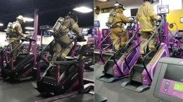 homenaje a bomberos