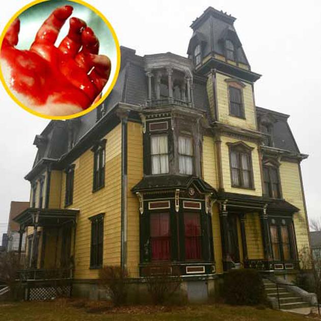 la mansion mas embrujada
