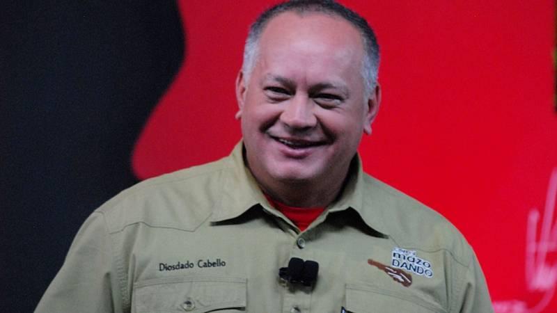 ¡No se peinen, que no van! Diosdado Cabello dice para quién son lo perniles