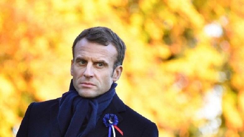 Macron-Francia