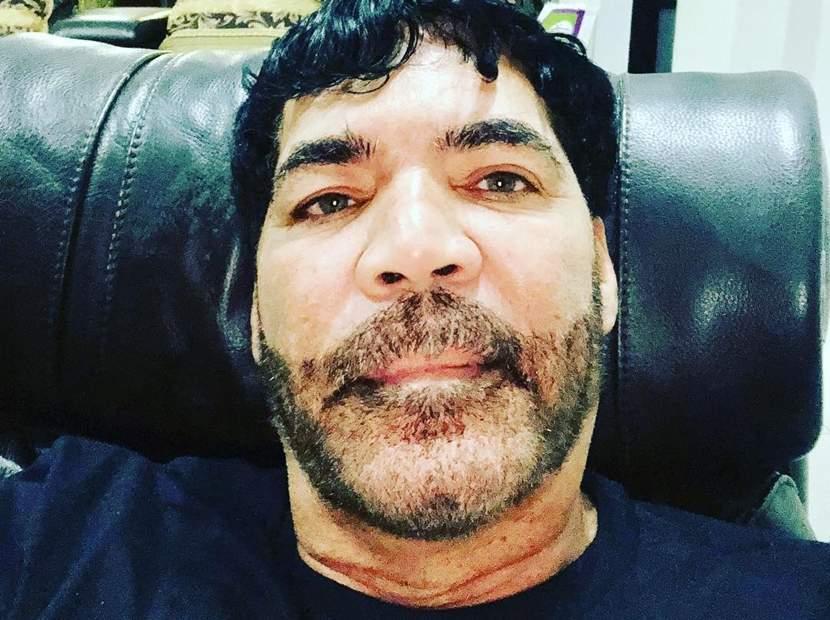 """La foto de Willie González con """"Rosita"""" que causó polémica"""