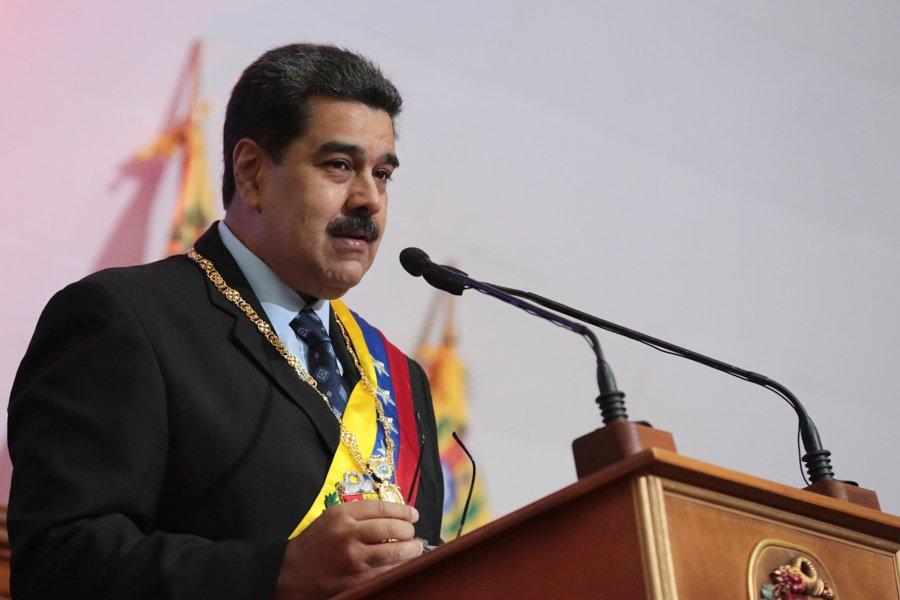 Maduro aumentó el salario a trabajadores y pensionados a partir del 15 de enero