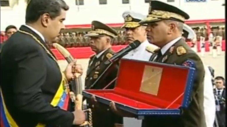 Maduro-Padrino-López