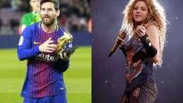 Messi-Shakira