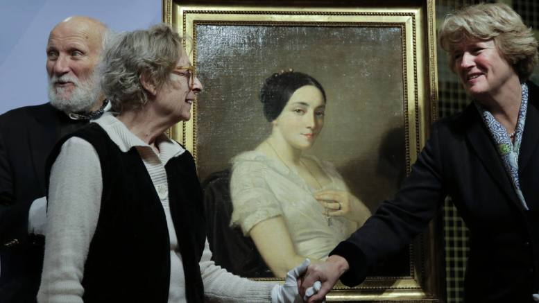 alemania devuleve pinturas