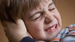 dolor de oido en niños