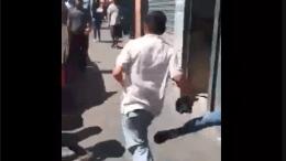 ecuatoriano agredido en caracas