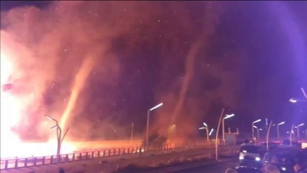 tornados-Holanda