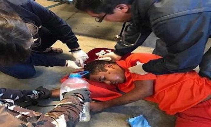 Venezolano que asesinó a joven embarazada en Ecuador intentó quitarse la vida