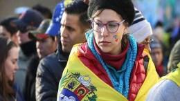 venezolanos migracion españa asilo