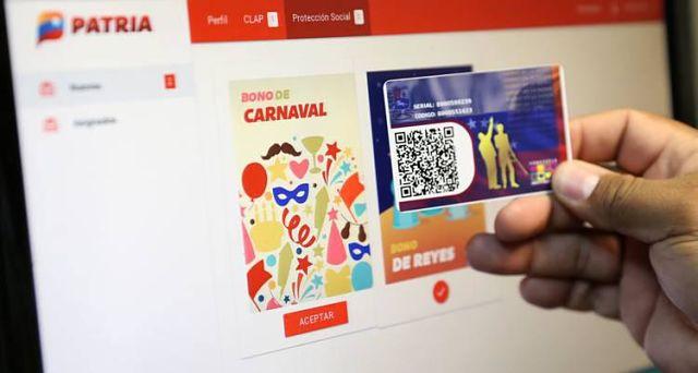 De cuánto será el monto del bono de Carnaval, aprobado por Maduro