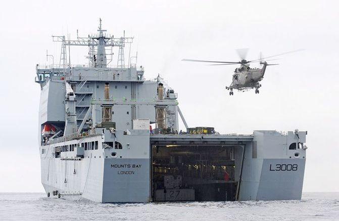 Marina-Británica