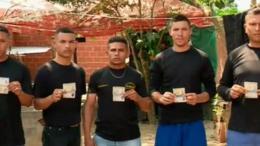 cinco-militares