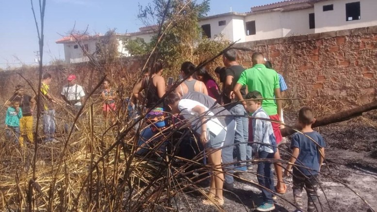 """Meteorito En Valencia: Difunden Imágenes De La Zona Donde """"cayó"""" El Meteorito La"""