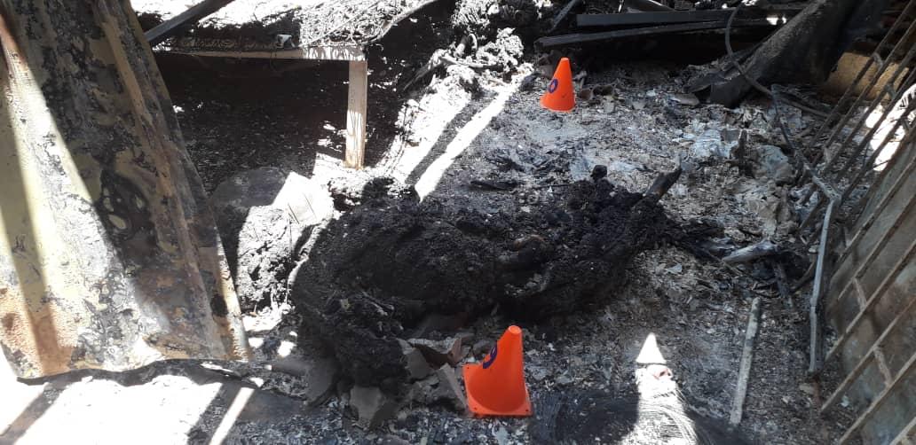 ¡Horror en Aragua! Asesinan y queman a nueve personas dentro de una vivienda