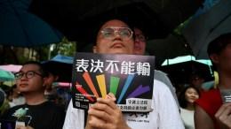 Matrimonio Homosexual Taiwan
